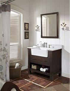 The Napa Vanity Farmhouse Sink In The Bathroom Waterhouse Bath And Kitchen Studio