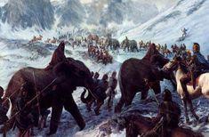 Hannibal of Carthage Military Art, Military History, Ancient Rome, Ancient History, Hannibal Barca, Nephilim Giants, War Elephant, Punic Wars, La Rive