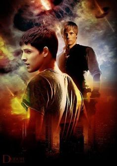 Can this please happen... Forever waiting for the present day Merlin tv show. <---- YES!