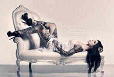 Tattoos, Kat Von D