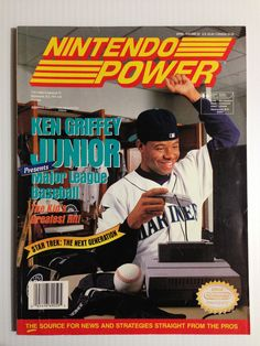 Nintendo Power April 1994