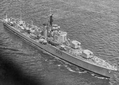 HMAS Anzac (D59) was a Battle class destroyer of the Royal Australian Navy (RAN). Named after the Australian and New Zealand Army Corps HMAS Anzac was commissioned in 1951 and she served on two tours of duty during the Korean War,