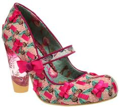 Irregular Choice Secret Pair Pink New Womens Hi Heels Court Shoes Boots, http://www.amazon.com/dp/B00IPO3OCY/ref=cm_sw_r_pi_awdm_8nLGtb18FC29J