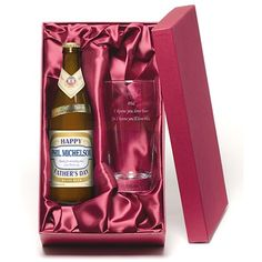 Personalised Wheat Beer Gift Set – Fathers Day  from Personalised Gifts Shop - ONLY £29.95