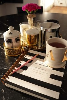 Gold Tom Dixon Eclectic Day Designer Whitney English Diptyque Jo Malone Anthropologie | Mangoblüte Life & Styleblog