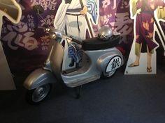 Ginama - Yorozuya -Moped - mega hearts
