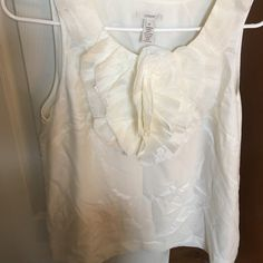 Jcrew Silk and polyester blouse J. Crew Tops Blouses