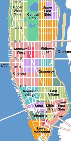 Ever since I started watching (and loving) Gossip Girl, I've dreamed about living in the Big Apple.