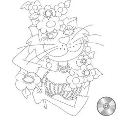 Coloring page broken heart on white background. Broken