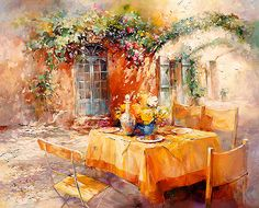 """""""Sunny Place"""" by Willem Haenraets"""