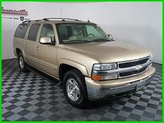 cool 2005 Chevrolet Suburban LT 4WD 5.3L V8 Used SUV Sunroof DVD Heated Leather - For Sale View more at http://shipperscentral.com/wp/product/2005-chevrolet-suburban-lt-4wd-5-3l-v8-used-suv-sunroof-dvd-heated-leather-for-sale/