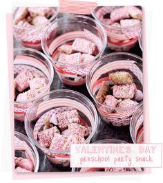 crab+fish: preschool valentine's day snack (...and more!)