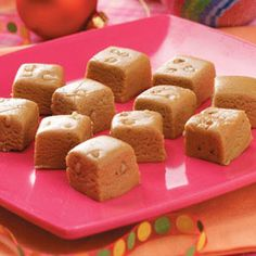 Molasses Fudge Recipe -The combination of molasses and spice in this fudge reminds many folks of gingerbread. Each piece has an appealing old-fashioned flavor.—Becky Burch, Marceline, Missouri