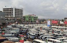 axi park in Kampala of Uganda