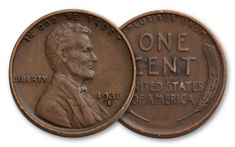 The Great Depression hit hard in severely limiting the need for new Lincoln Cents from the San Francisco Mint. As a result, the Lincoln has the second lowest mintage in the entire years of the series. Rare Coins Worth Money, Valuable Coins, Valuable Pennies, Rare Pennies, English Coins, Wheat Pennies, Silver Investing, Buy Gold And Silver, Coin Worth