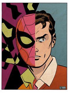 Spider Sense by Evan 'Doc' Shaner