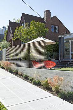 SHED Architecture & Design - Modern Architects Seattle - Portage Bay Yardscape