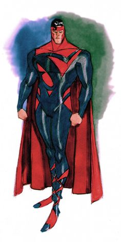 Superman (The Kryptonian)