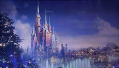 Enchanted Storybook Castle, Shanghai Disneyland