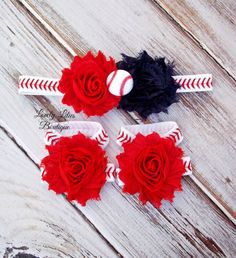 Baby Headband .. Baby Barefoot Sandals ...Newborn Headband .. Newborn Sandals.. Baseball Set .. Baby Flower Sandals .. Atlanta Braves