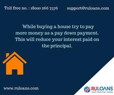 Tips and Tricks - Ruloans Home Loan