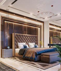 Hotel Bedroom Decor, Master Bedroom Interior, Modern Master Bedroom, Simple Bedroom Design, Luxury Bedroom Design, Room Design Bedroom, Beauty Room Decor, Apartment Interior Design, Luxurious Bedrooms