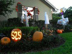 outdoor halloween decorations   Decor Ideas For Outdoor Areas - Decor feed