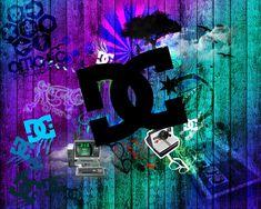 DC Shoes Black Logo Wallpaper HD Desktop