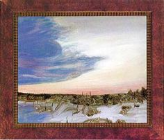 Joni Mitchell - The Road to Waskesiu - paintings Joni Mitchell Paintings, Fly Spray, Hills And Valleys, Gray Owl, Creatures, Prince Albert, Watercolor, Landscape, Artist
