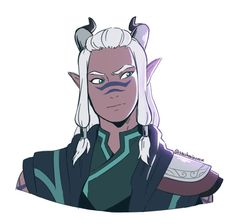 The Dragon Prince - Runaan Prince Dragon, Dragon Princess, Rayla Dragon Prince, Character Concept, Character Design, Character Ideas, Character Inspiration, Animation Series, Kuroko