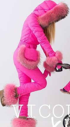 Winter Suit, Winter Wear, Ski Fashion, Winter Fashion, Cuddle Duds, Ski Jumpsuit, Nylons, Pink Bodysuit, Snow Outfit