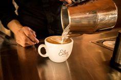 buerox-corporate-design-cafe-eiles_01 Corporate Design, Branding, Tableware, Brand Management, Dinnerware, Tablewares, Brand Design, Identity Branding, Dishes