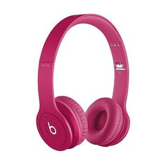 Beats Solo HD On-Ear Headphones ($160) ❤ liked on Polyvore featuring accessories and tech accessories