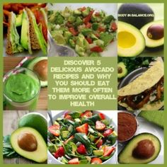 Discover 5 Delicious Avocado Recipes And Why You Should Eat Them More Often To Improve Overall Health