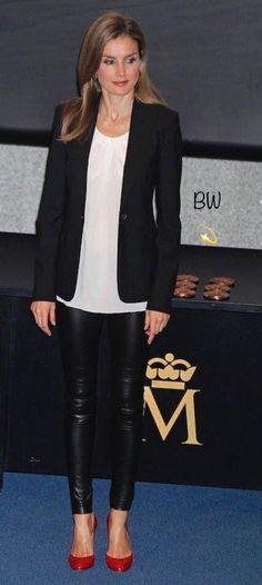 Queen Letizia Nov 2013
