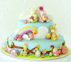 Cutest Easter cake EVER!