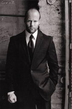 Jason Statham... wow