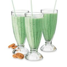 Libbey® 12-Ounce Fountain Shoppe Glasses (Set of 6) - BedBathandBeyond.com