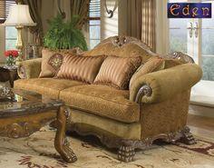 Couches Loveseats Wayfair Find Eden Woodtrim Camelback Sofa No Ikea