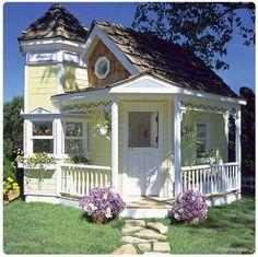 I love tiny houses!