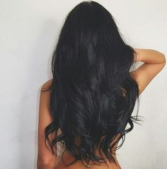 Everything about her hair is perfect.