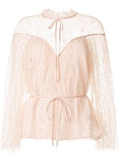 Light pink Magicians Daughter embroidered blouse from alice McCALL featuring an embroidered design, sheer panels, a tied neckline, a rear keyhole detail, long sleeves and a tie waist. Mothers Quotes To Children, Mother Daughter Quotes, Child Quotes, Son Quotes, Family Quotes, Alice Mccall, Scream Queens Fashion, Embroidered Blouse, Blouses For Women