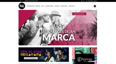 Diseño web Alicante: Centro Comercial The Outlet Stores - Coodex