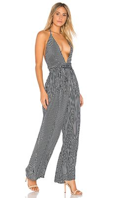 ce8544f1c85 Shop for FAITHFULL THE BRAND Riley Jumpsuit in Cap Maison Stripe Print at  REVOLVE. Free 2-3 day shipping and returns