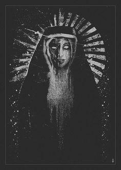 NUN. |  Art print on canvas paper | 16,54in x 23,39in | 230g | Kunstdruck auf Leinen-Strukturpapier | 42,0cm x 59,4cm