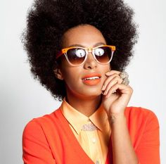 solange knowles | Hair Paparazzi: Solange Knowles strikes back | Charcoal Ink