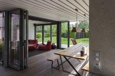 House Extension by Kerimov + Prishin Architects
