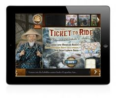 Ride the Asian Rails With This New Ticket To Ride Map Pack » 148Apps » iPhone, iPad, and iPod touch App Reviews and News