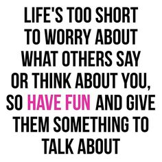 🙌 #lifestooshort #behappy #havefun #live #love #laugh #quotes #quoteoftheday #inspiration #instaquote #instagood #life