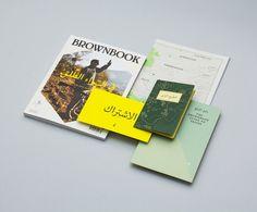 Brownbook Magazine: Editorial Design by Ryan Miglinczy